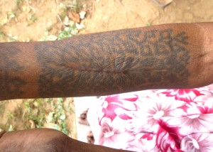 Village India tatoo 1