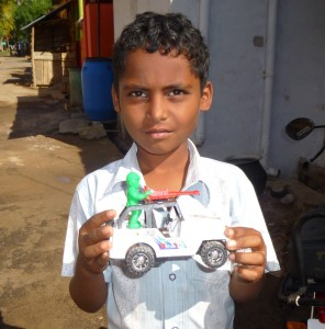 Village India Suriya friend car