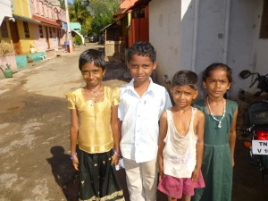 Village India Suriya friends