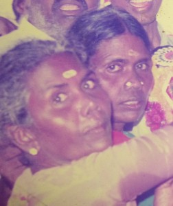Tamil village granny and auntie