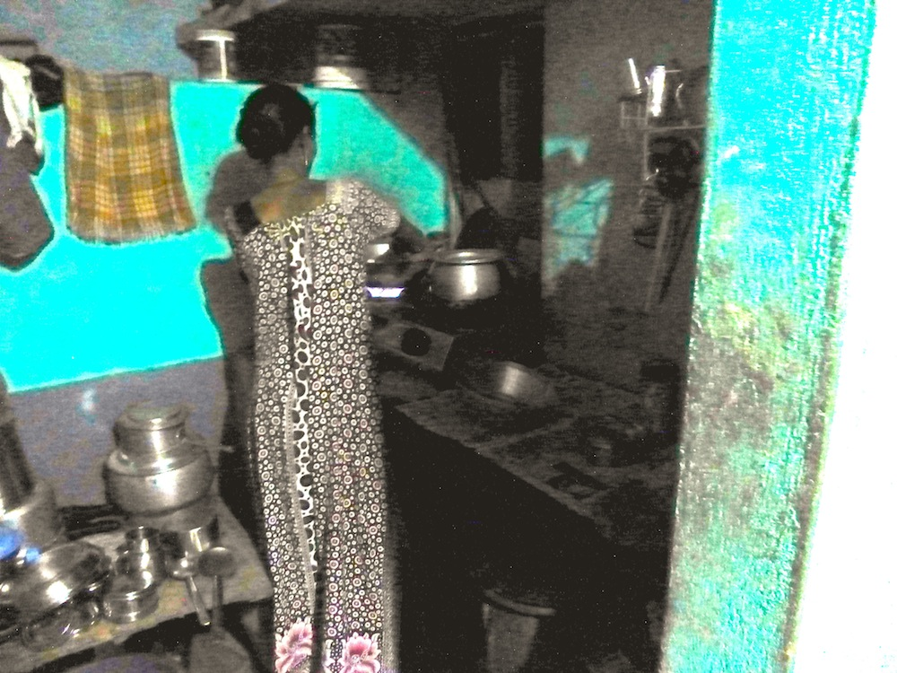 Aunty in kitchen ass pics confirm
