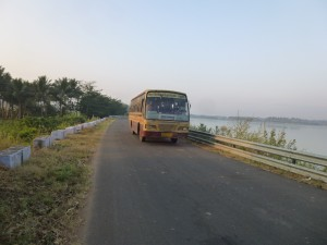 Chellapandi bus lake