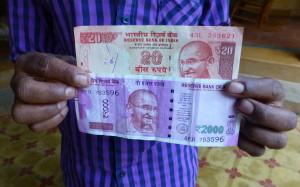 Suruli and money